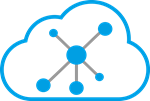 Social media connect icon