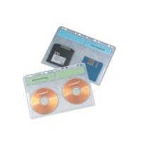 CD-kansiotaskut CD-kansiotasku, 4xCD, PP, -tuotekuva
