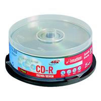 CD-R-levy, Imation 52x, -tuotekuva CD-R-levyt