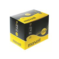CD-R-levy, Maxell -tuotekuva CD-R-levyt
