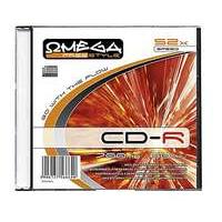 CD-R-levy, Omega -tuotekuva CD-R-levyt