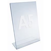 Esitetelineet pöydälle Esiteteline pöydälle, A5, -tuotekuva
