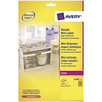 Etiketit Etiketti, Avery L7680-25, -tuotekuva