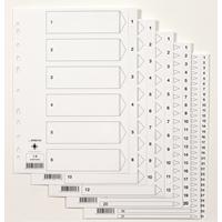 Hakemisto, A4, 1-12, -tuotekuva Hakemisto