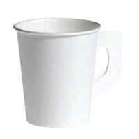 Kahvikuppi, pahvi, korva, -tuotekuva