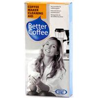Kahvinkeittimen -tuotekuva Puhdistusaineet