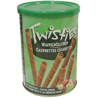 Keksi, Twisties, -tuotekuva Keksi