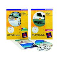 Lasertarra, Avery CD ja -tuotekuva DVD-kotelot