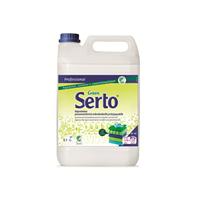 Serto, Pyykinpesuneste -tuotekuva