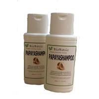 Shampoot Papaya-Shampoo, BioBasic, -tuotekuva