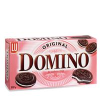 Täytekeksi, Domino -tuotekuva