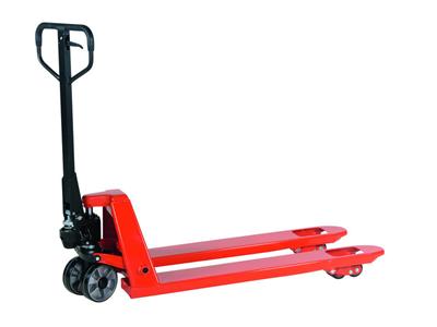 'Haarukkavaunu, AC2500, 520x1150mm, b/p, punainen'