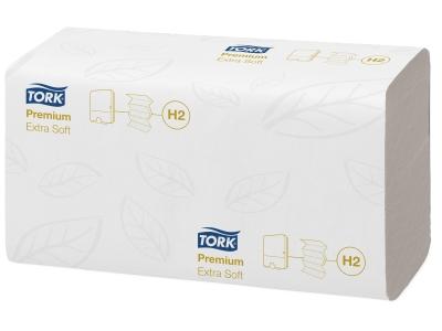 'Tork Xpress® Extra Soft Multifold käsipyyhe, H2, 1 säk/21'