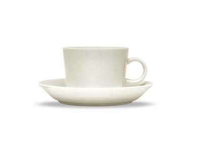 'Kahvimuki, Iittala, Teema, 0.22 l, valkoinen'
