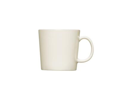 'Kahvimuki, Iittala, Teema, 0.3 l, valkoinen'