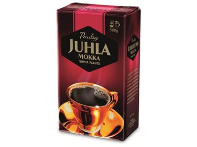 'Kahvi, Juhla-Mokka, Tumma paahto hienojauhatus 500 g'