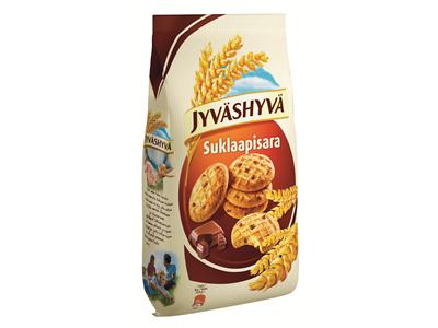 'Keksi, Jyväshyvä Suklaapisara, 420 g'