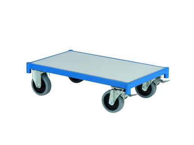 'Kuljetuskärry, 890x520 mm, sininen, 800kg'