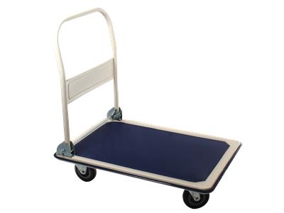'Kuljetuskärry, 90x60, 300 kg, sini-valkoinen'