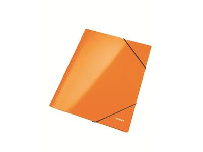 'Kulmalukkosalkku, Leitz, WOW A4, oranssi'