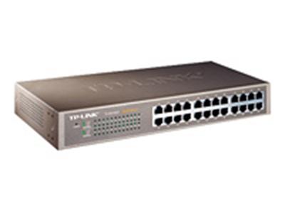 'Kytkin, TP-Link ECO, 24-porttinen, gigabit, 19