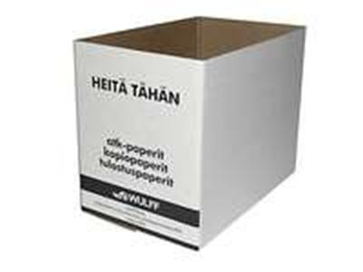'Paperikori, Paperinkeräyslaatikko konttoripaperille'