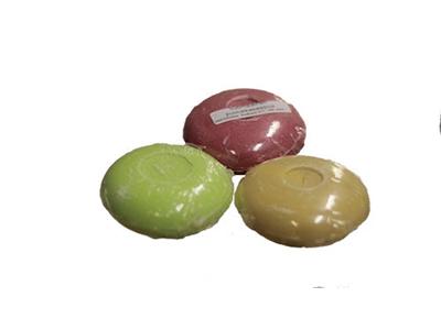 'Saippua, Bio Basic Omena, 95 g, vihreä'
