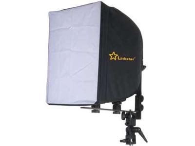 'Salamasuodin kamerasalamalle, Linkstar SLRB-404 softbox, 40*40 cm'