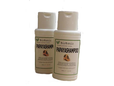 'Papaya-Shampoo, BioBasic, 200 ml'