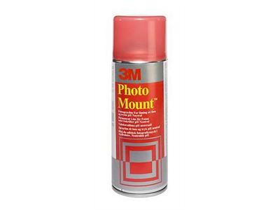 'Sprayliima, 3M, 9479 photomount valokuvaliima, 400 ml'