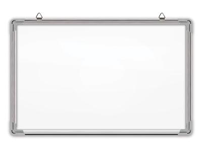 'Valkotaulu, 90*120cm, pinnoitettu teräs'