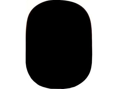 'Valokuvaustausta, 102x153 cm, musta'