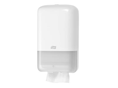 'WC-paperiannostelija, Tork Arkitetulle wc-paperille, T3, valkoinen'