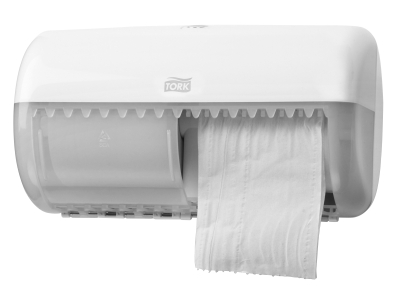 'WC-paperiannostelija, Tork T4, valkoinen'
